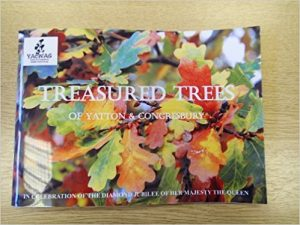 Book Treasured Trees of Yatton and Congrebury