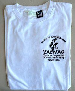 YACAG t shirt
